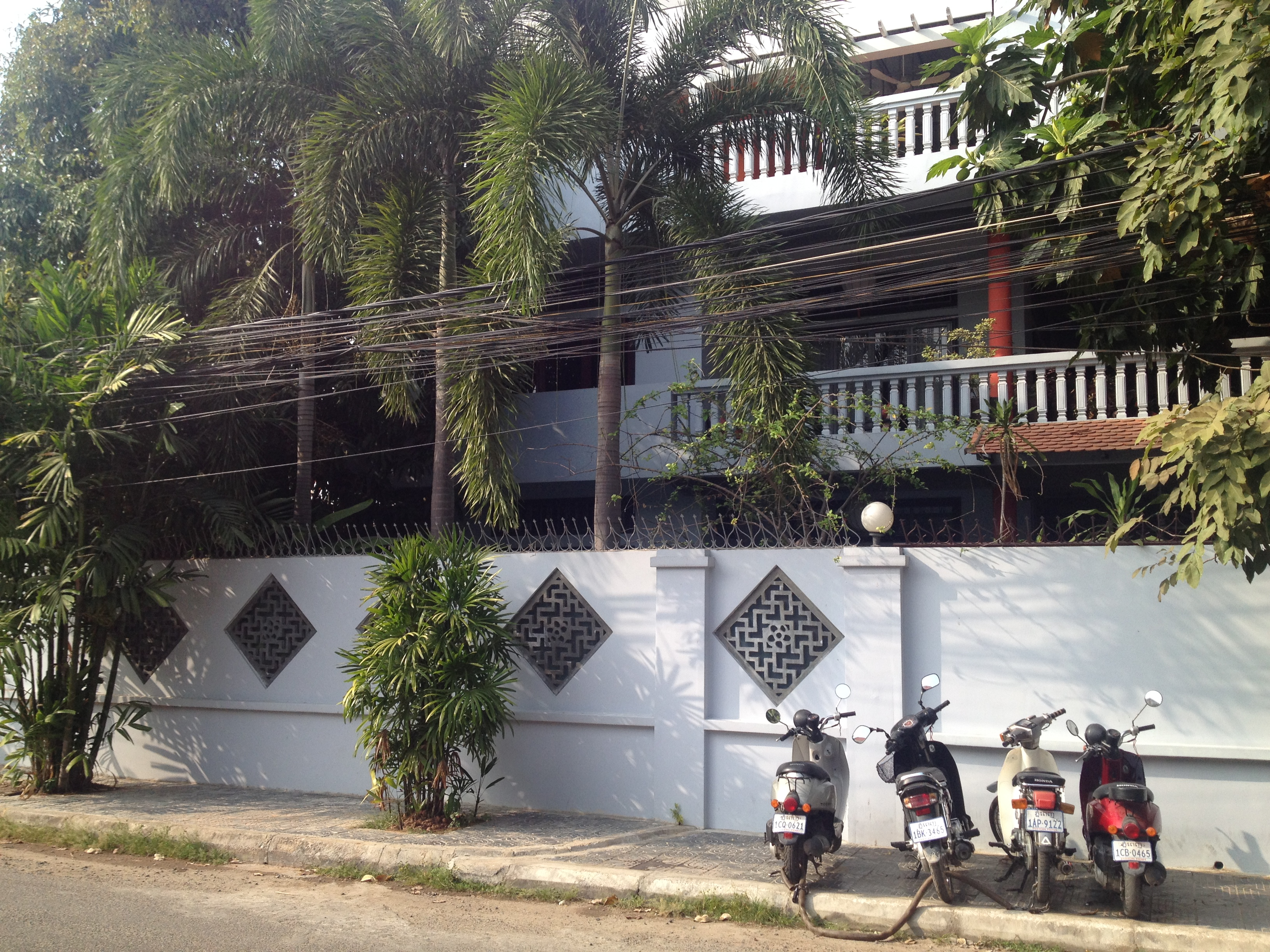 Villa For Sale – Chamkar Mon, Phnom Penh