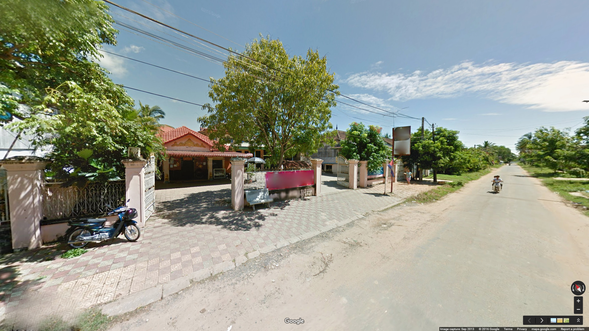 Guesthouse for sale near Kampong Thom Market