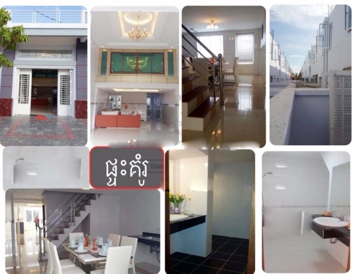 Flat for sale in Borey Piphup Thmey (Kamboul)