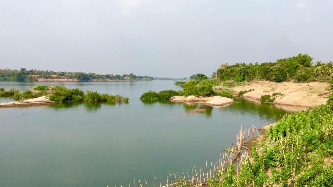 Land 15ha next to river for sale in Stung Treng